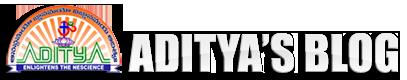 ADITYA'S BLOG | ADITYA EDUCATIONAL INSTITUTIONS