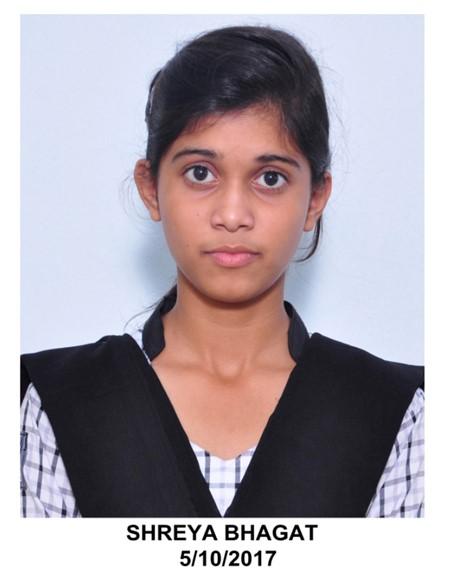 SHREYA BHAGAT<br><br> R.No 190310503384